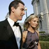 Newsom, Siebel Totally Getting Hitched