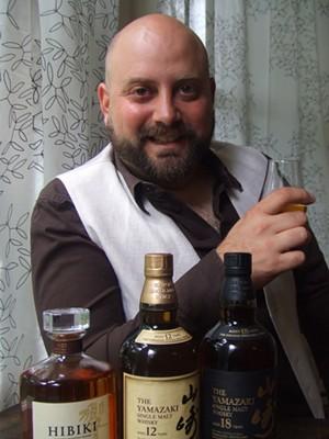 Neyah White left the bar at Nopa to work for Suntory Japanese whisky. - BRANDYWINE HARTMAN