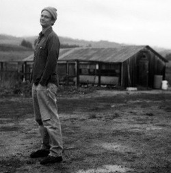 Nick Rupiper on his Sonoma Valley farm - NIXCHIXEGGS.COM
