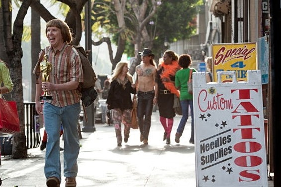 Nick Swardson as Bucky Larson. - SONY PICTURES