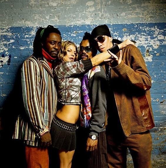 NIMBY Targets: Black Eyed Peas