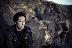 ROB SHERIDAN - Nine Inch Nails