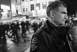PAOLO  VESCIA - Nineteen-year SFPD veteran Bob Mammone.