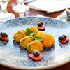 No. 12: Stuffed Apricots at Pera