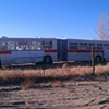 The Plot Thickens: The Beached Burning Man Bus in Nevada has a Cinematic Past