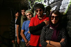 No one knows about the tenacious underground music scene in Tehran. Until now.