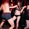 Pants Are Always Optional in the Living Room Nightclub