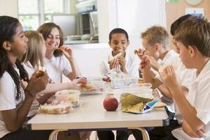 No, these kids don't look human to SFoodie, either. - MONKEY BUSINESS / SHUTTERSTOCK