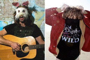 Nobunny and Ty Segall play as garage greats this Friday.