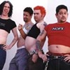 NOFX at the Fillmore in Feb.