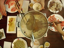 Not that kind of hotpot. - SU-LIN/FLICKR