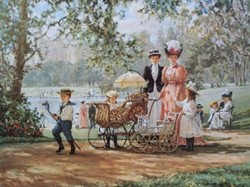 Nothin' beats a walk in the park... - A. MALEY