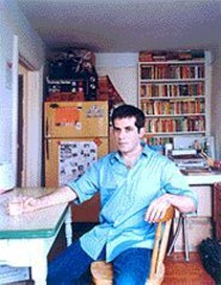 """RAIMUND  KOCH - Novelist Jonathan Lethem: """"I think it's lucky - for me that I didn't write about music [as a - critic]."""""""