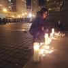 The Candlelight Vigil at Occupy Oakland: A Photo Report
