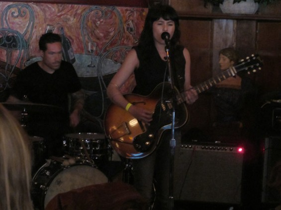Odessa Chen at Savoy Tivoli - TAYLOR FRIEDMAN