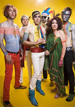 Of Montreal: a tribe of its own making.