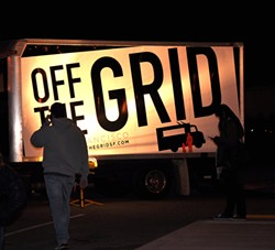 Off the Grid @ Fort Mason