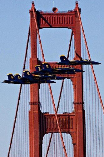 Off they go -- into the wild, blue yonder... - JIM HERD