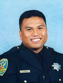 Officer Nick-Tomasito Birco, killed in 2006 - SFPD