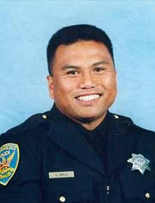 Officer Nick-Tomasito Birco, killed in 2006 - SFPD