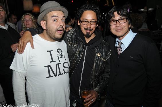 Officially Hip: M.I.S.' Camilo Lara with Tommy Guerrero and Money Mark - EKAPHOTOGRAPHY