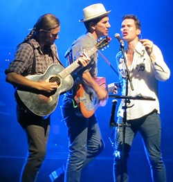 Old Crow Medicine Show at the Warfield