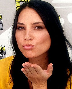 Olivia Munn - VIA WIKIPEDIA COMMONS