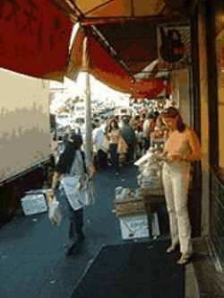 JOHN  GELUARDI - Olsen investigates an assault case in Chinatown.
