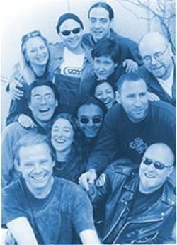 AKIM  AGINSKY - One big happy Family.