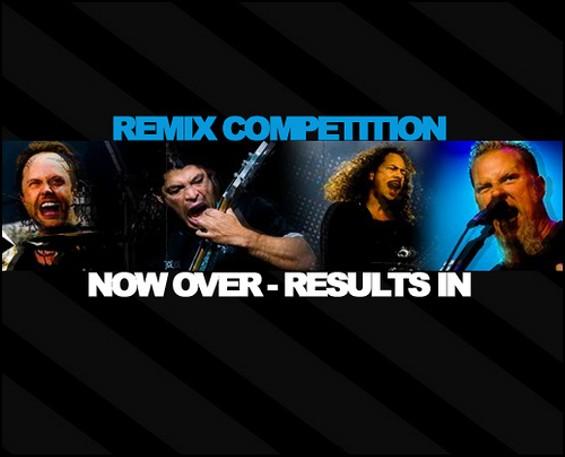 One More Disco's Metallica remix contest drew intriguing entries. - ONEMOREDISCO.COM