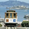 Possibly Drunk Dude Drives Head-On Into Cable Car