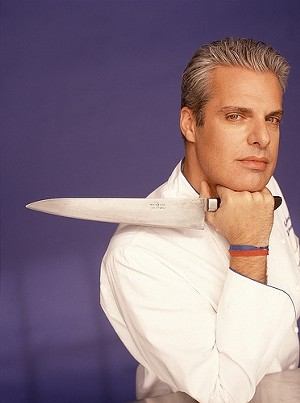 Only question we hoped the show would answer: Why is Eric Ripert so hot? - RICHCIANCI/FLICKR