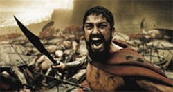 Only the hard and strong can call himself Spartan. Arrrgh!