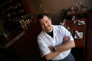 Opening chef Mark Denham is back. - LEA SUZUKI/SFGATE