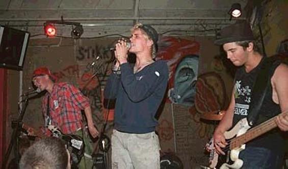 Operation Ivy at 924 Gilman