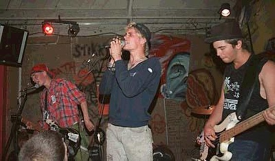 Operation Ivy at 924 Gilman