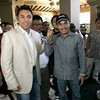Oscar De La Hoya, Manny Pacquiao in SF this Saturday