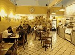 ANTHONY  PIDGEON - Ottoman Odyssey: A La Turca serves the city's most - authentic Turkish food out of an unimpressive yet - pristine Tenderloin setting.