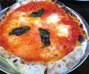 Pachino's pizza margherita, $12. - JONATHAN KAUFFMAN
