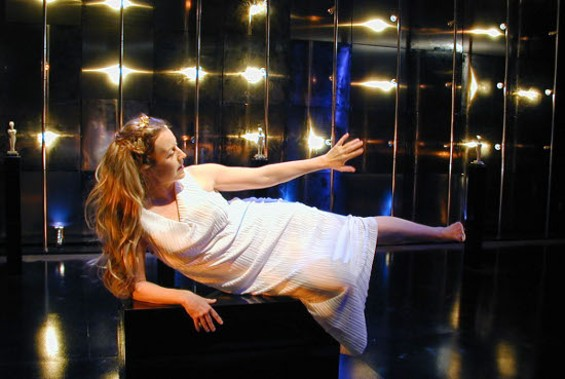 Paige Rogers plays Ariadne in Diadem.