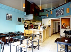 JEN SISKA - Paladar offers real Cuban cuisine.