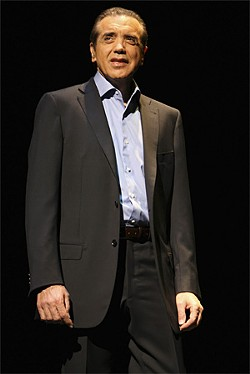 JOAN MARCUS - Palminteri has revived his 1989 play, which Robert De Niro made into a movie.