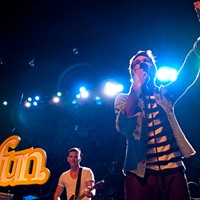 Panic! at the Disco at the Warfield