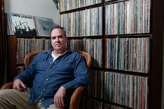 Parker Gibbs, aka DJ FOODCOURT - MIKE HENDRICKSON