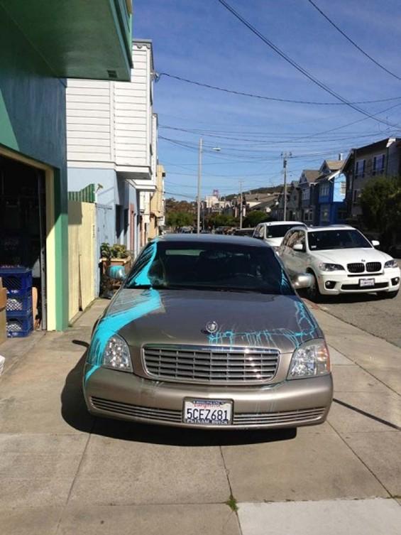 Parking Blues? - DALLIS WILLARD