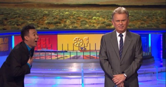Pat Sajak did not see that coming - YOUTUBE
