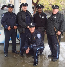 Patrol specials in happier times.