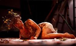 STEVE TANNER - Patrycja Kujawska, living hard in fairyland.