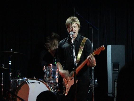 Paul Banks at Slim's on Saturday