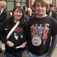 Paul McCartney @ AT&T Park